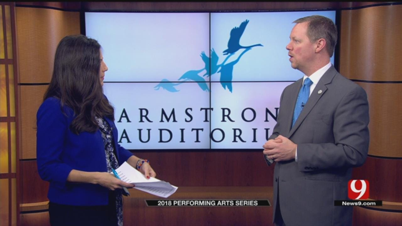 Armstrong Auditorium 2018 Performing Arts Series