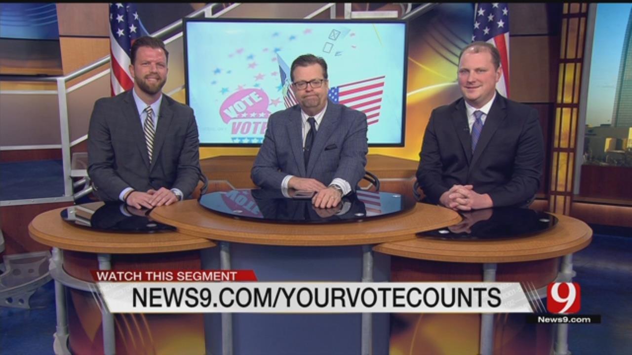 Your Vote Counts: Legislative Session