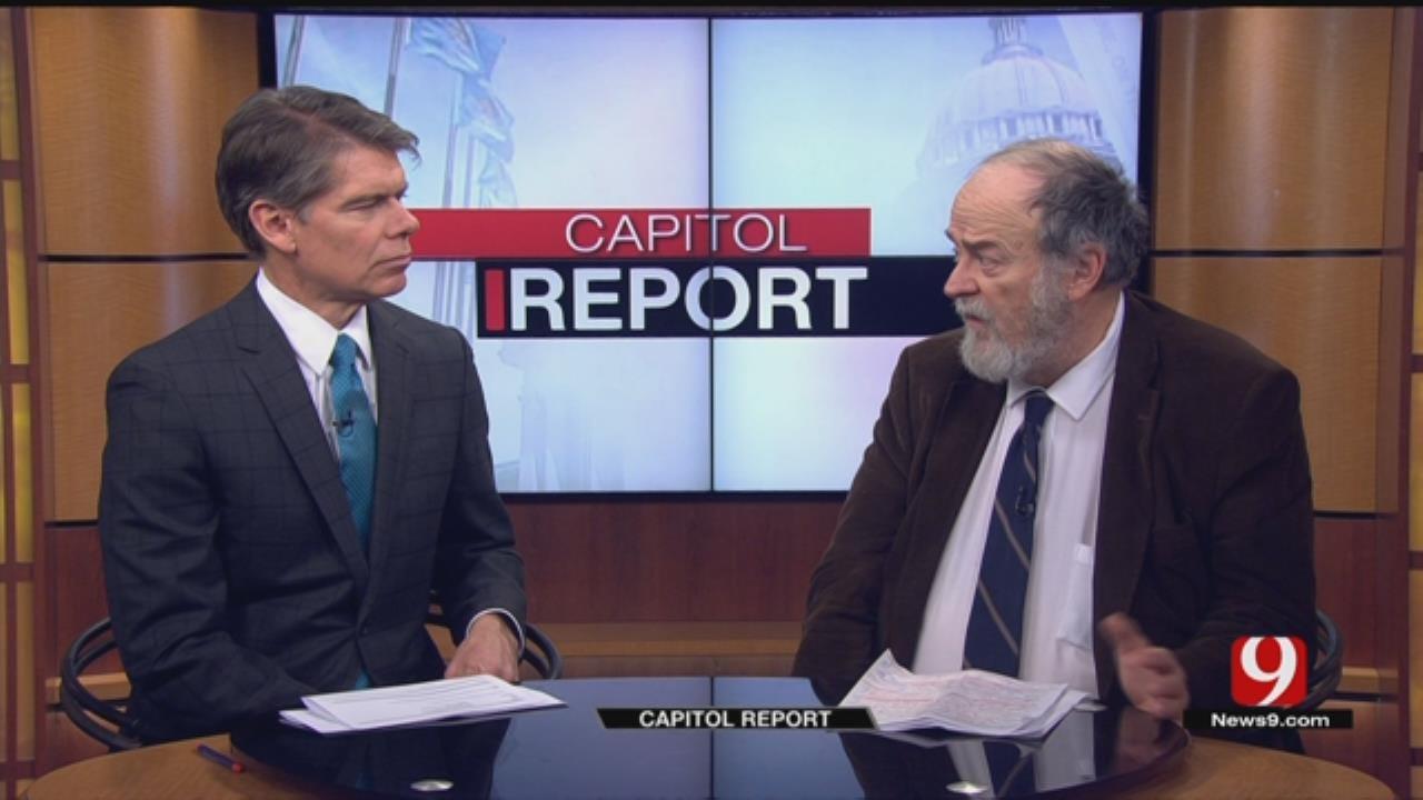 Capitol Report: OKLA Dept. Of Wildlife Conservation
