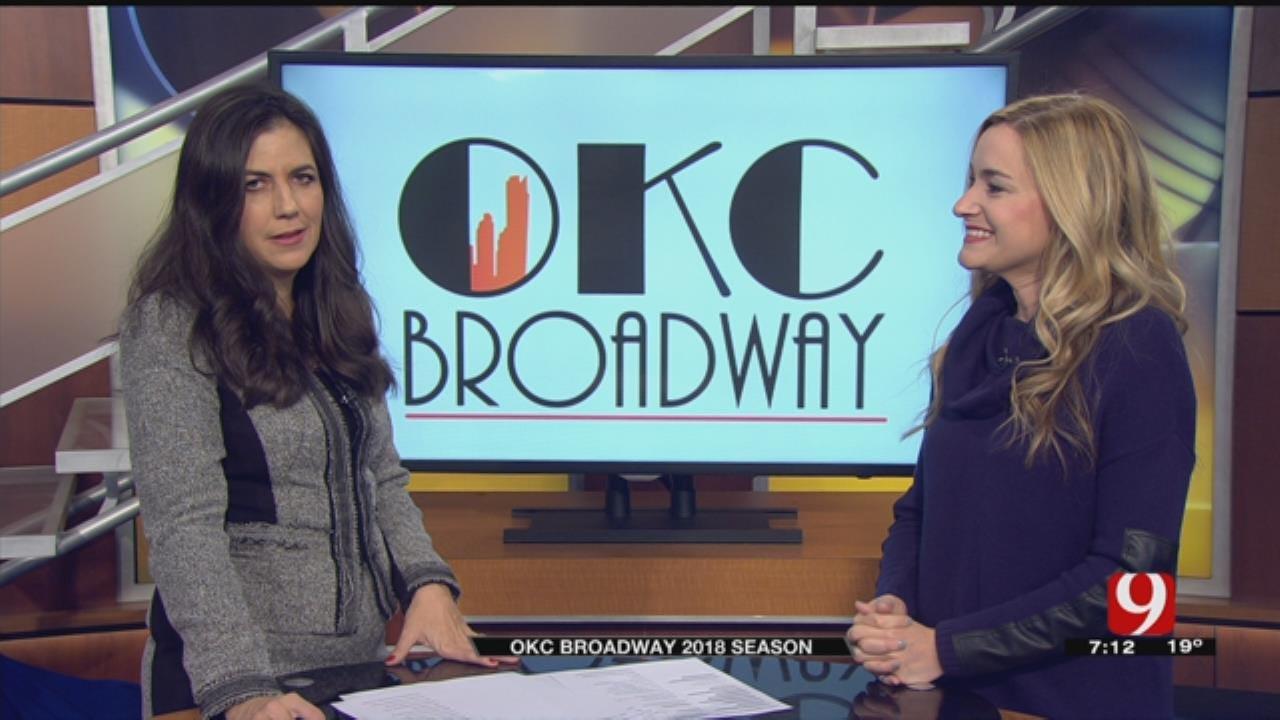 OKC Broadway: 2018 Season
