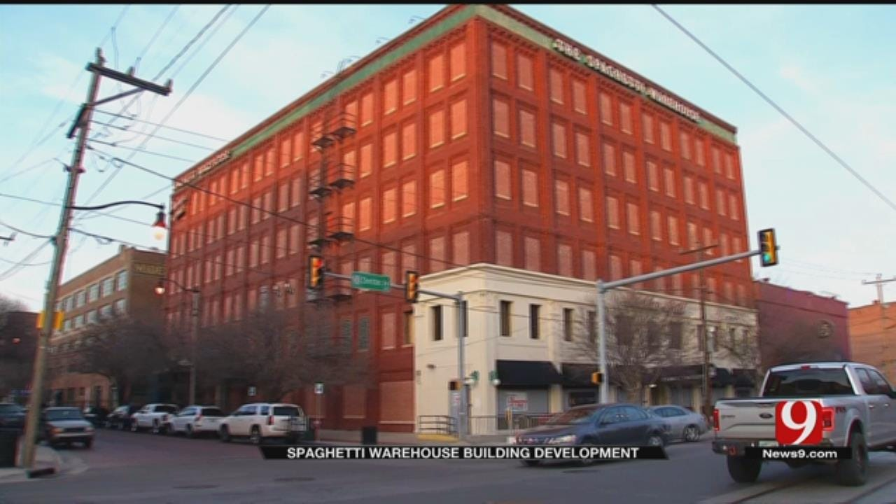 Window Replacement Proposed For Iconic Bricktown Building