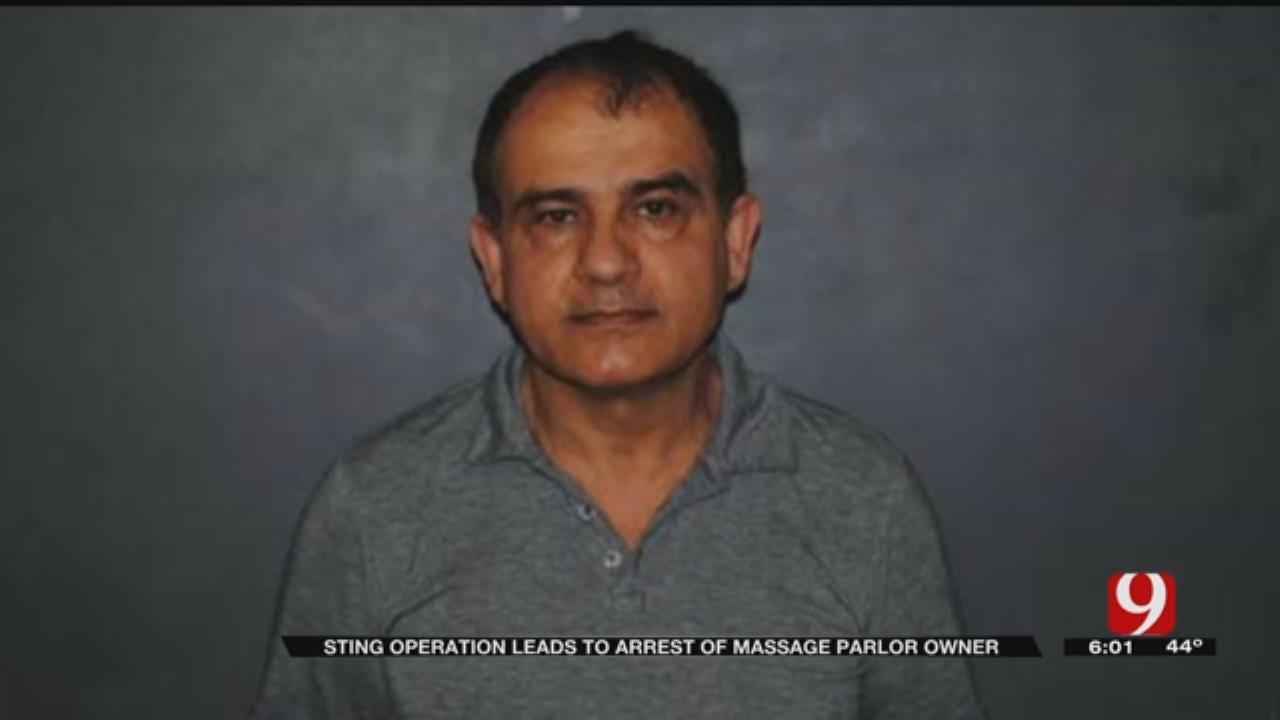 Del City Massage Parlor Owner Arrested For Sexual Assault