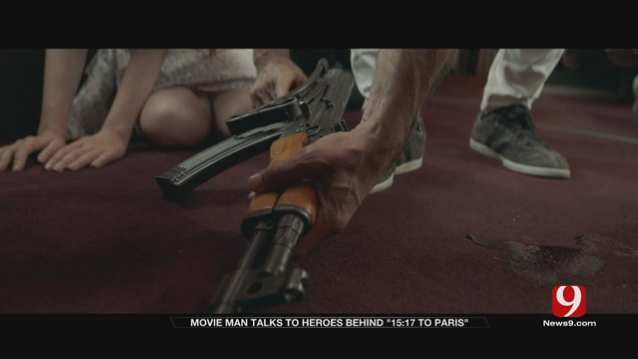 Dino's Movie Moment: 15:17 To Paris