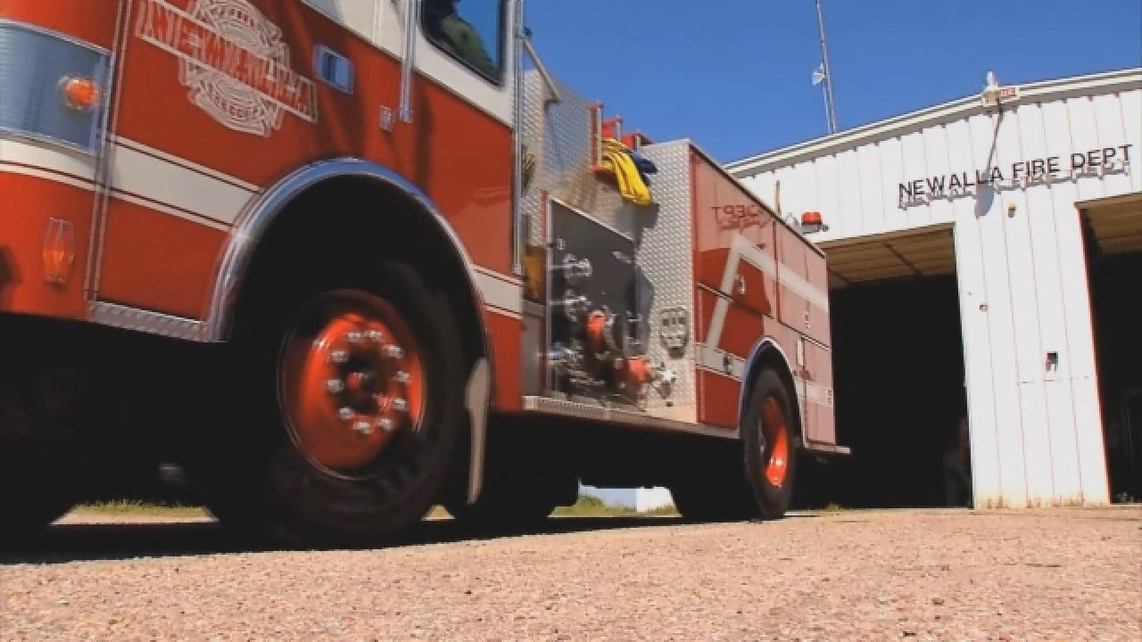 Oklahoma Dealing With Shortage Of Volunteer Firefighters