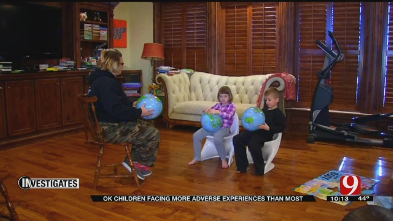 9 Investigates: Oklahoma Children Face More Adverse Experiences Than Most