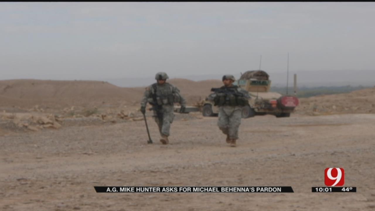 OK AG Asking Trump To Pardon Court-Martialed Soldier