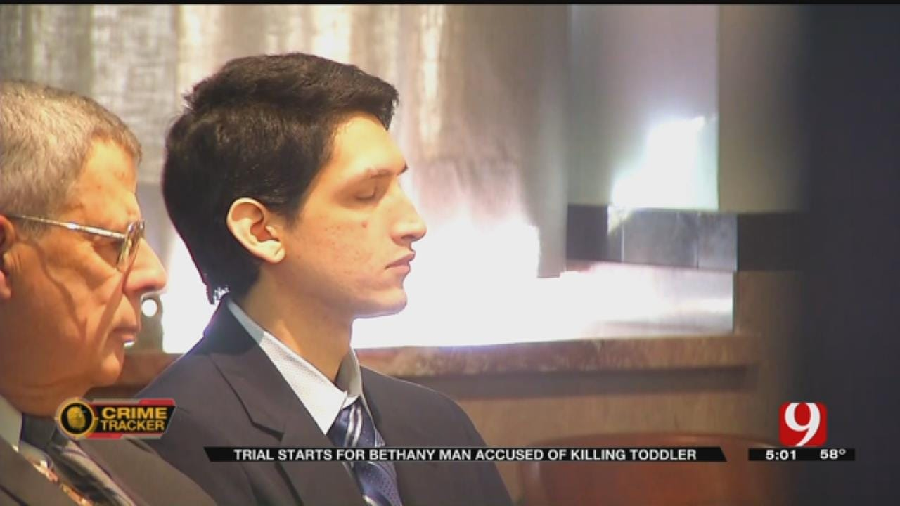 Graphic Testimony In Trial Of Bethany Man Accused In Toddler's Death