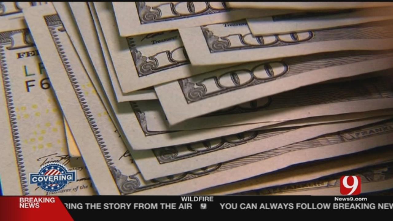 House JCAB Passes Step Up OK Tax Bill, $5K Teacher Raise