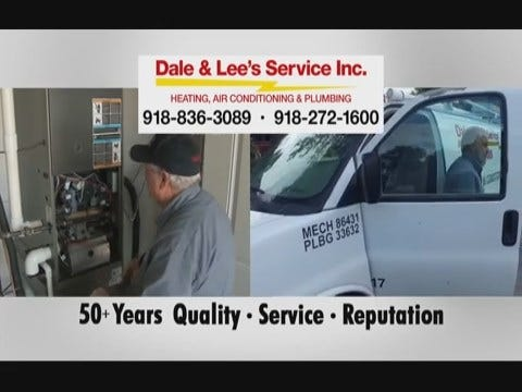 Dale and Lees Service: No Water Pressure Preroll - 02/18
