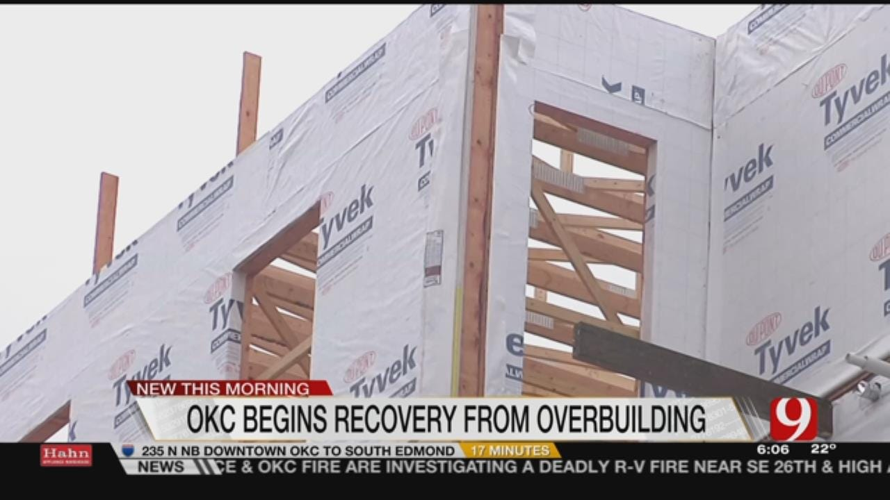 OKC Begins Recovery From Overbuilding In Commercial Real Estate