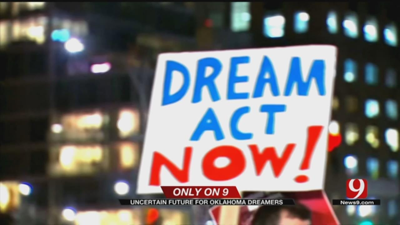 Uncertain Future For Oklahoma Dreamers