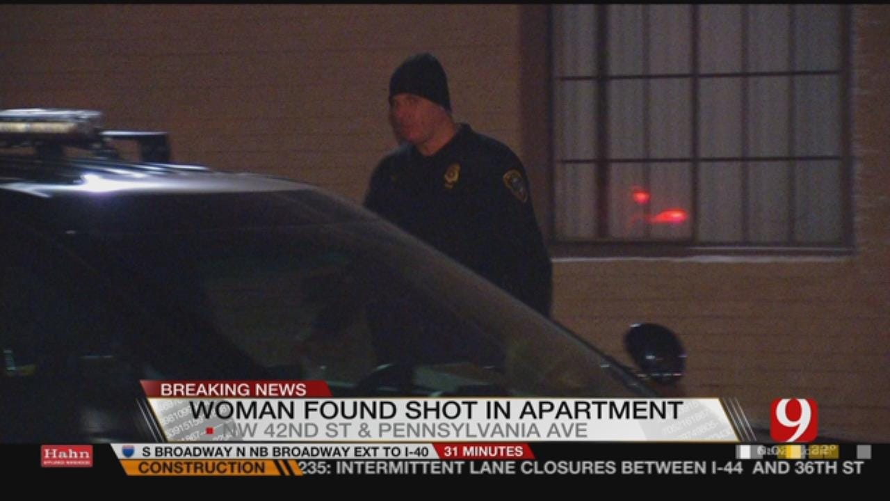 Police Respond To Apartment Shooting In NW OKC
