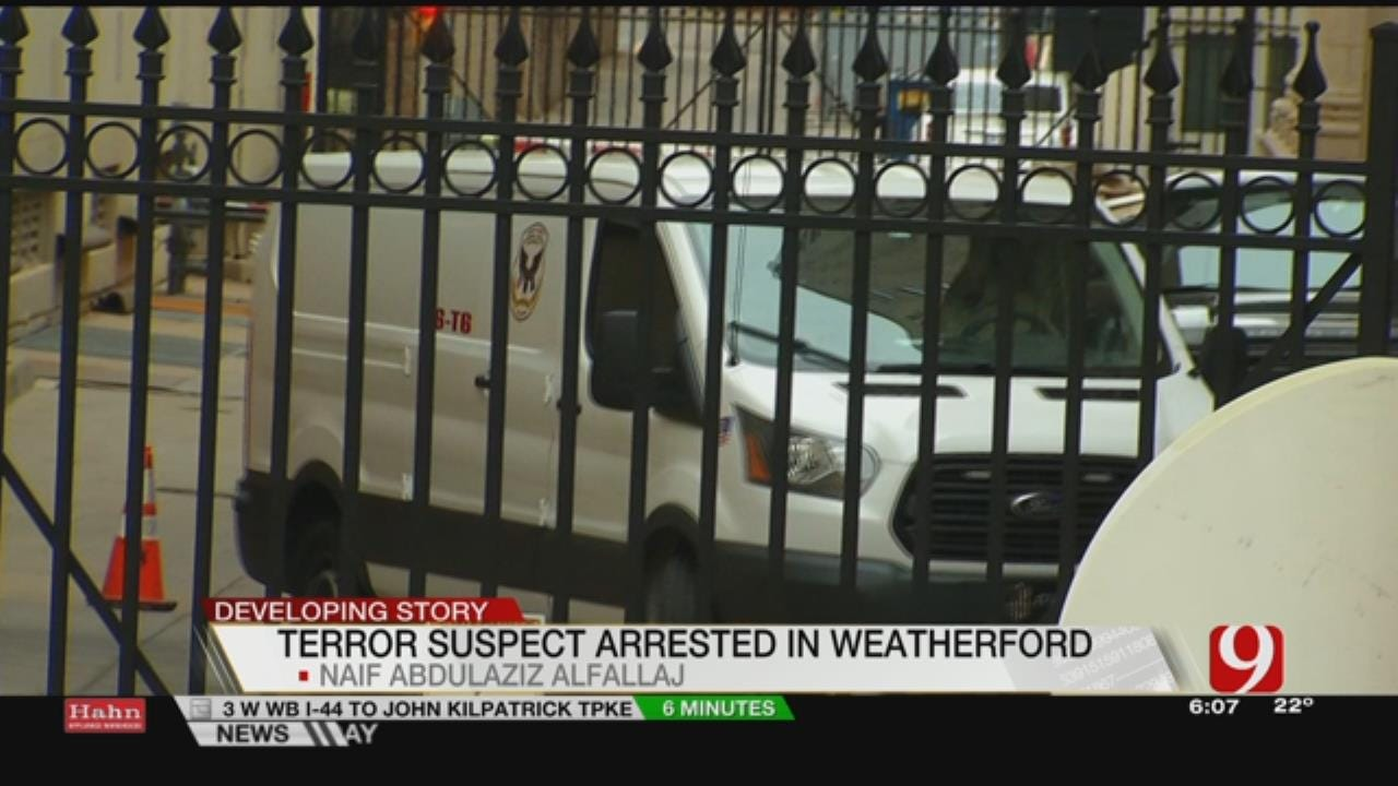 Man Living In Weatherford Indicted, Accused Of Having Ties To Al-Qaeda