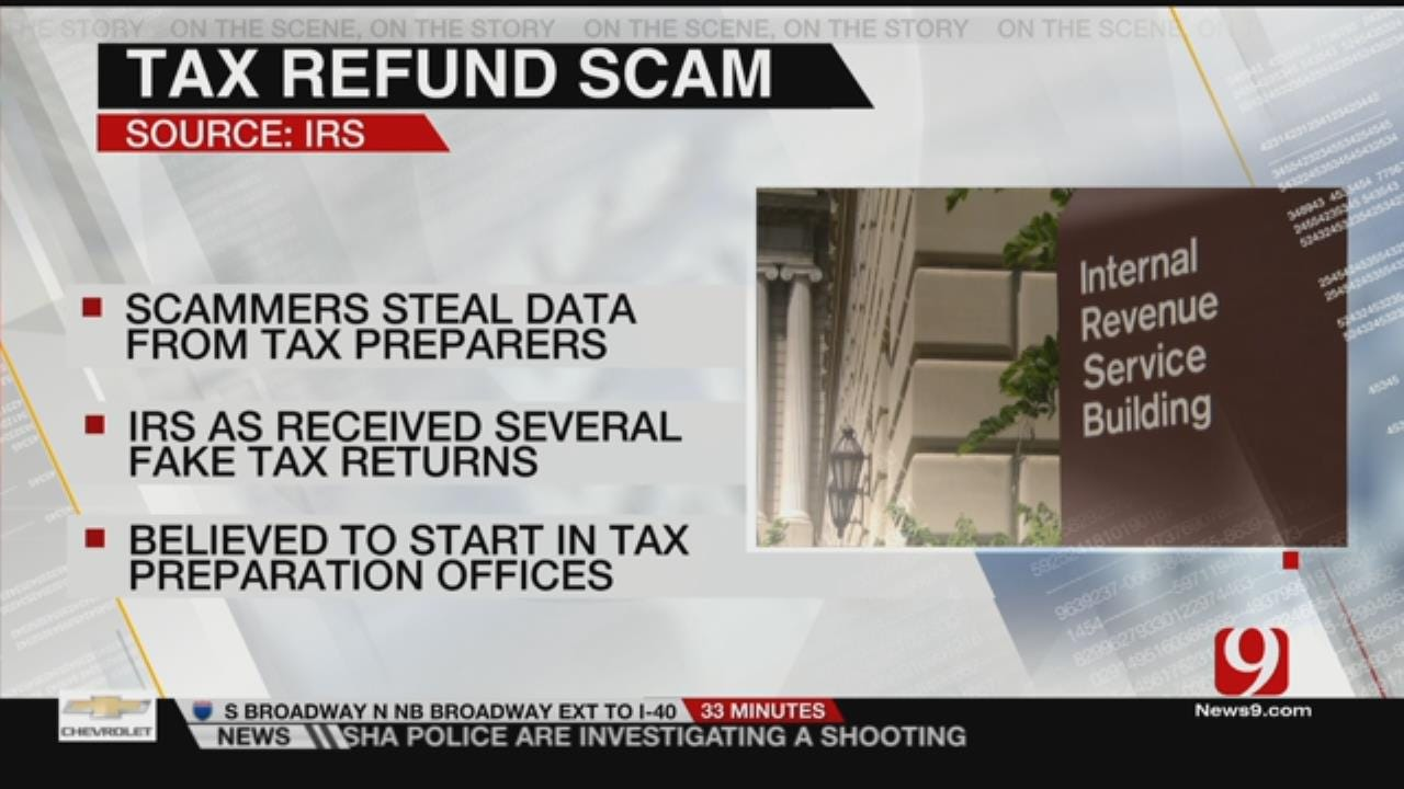 IRS Warns Against New Tax Season Scam