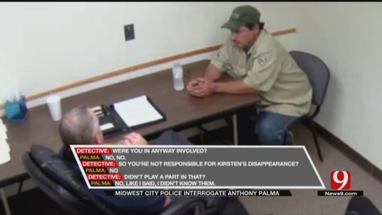 Anthony Palma Interrogation Video