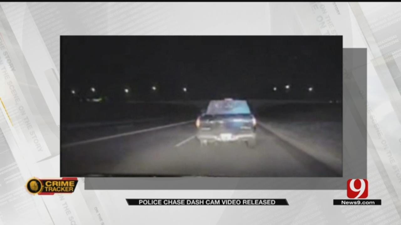OHP Releases Dashcam Video Of Dangerous Chase, Shootout