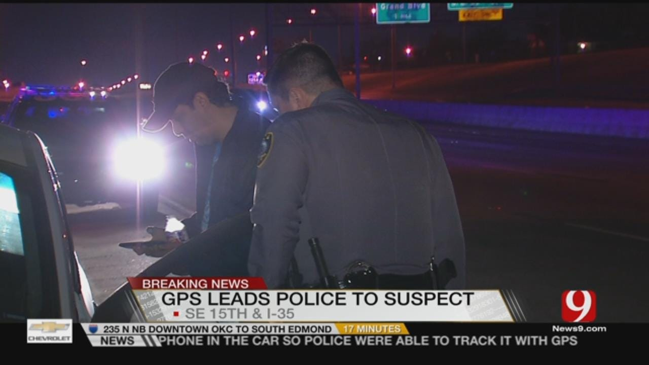 Police Use Phone GPS To Track Stolen Vehicle In MWC