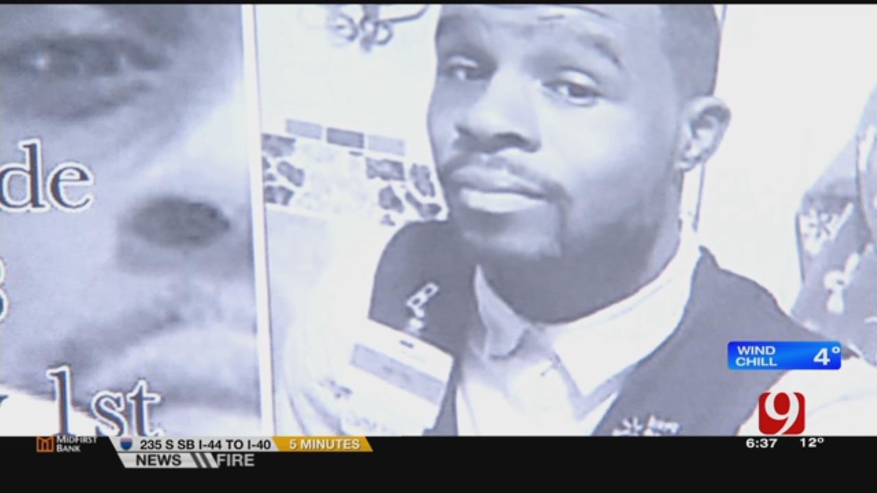 OKC Mother Seeks Answers In Son's Murder
