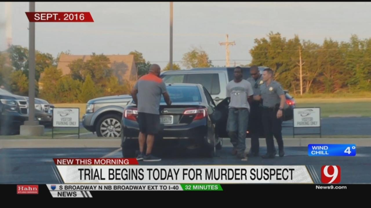 Trial To Begin For Murder Suspect Who Turned Himself In At News 9's Parking Lot
