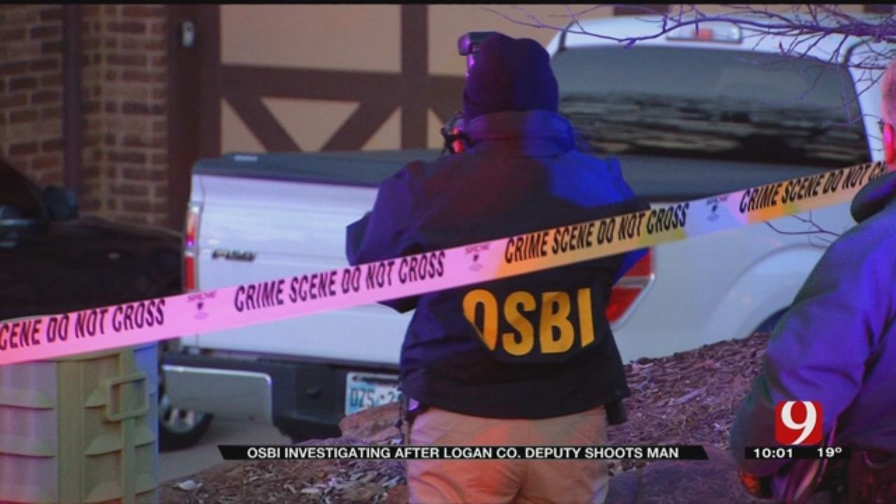 Logan County Deputy-Involved Shooting Under Investigation