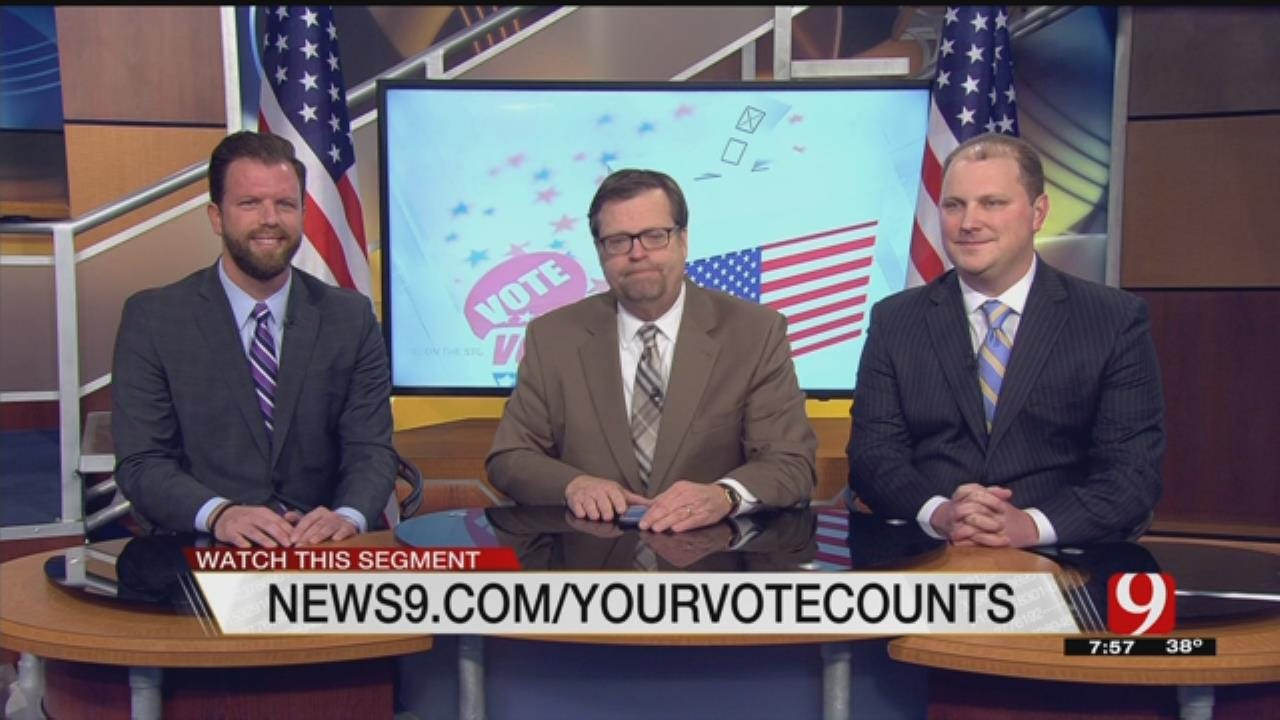 Your Vote Counts: Regular Session Focus