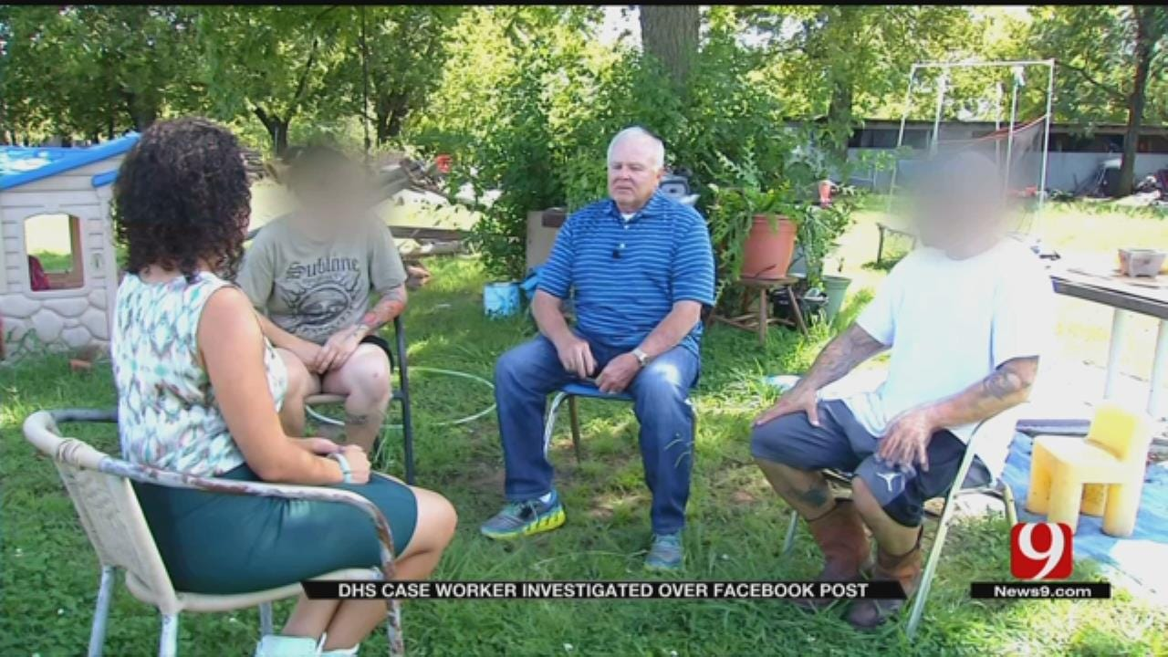 DHS Caseworker Blames Impersonation For Controversial Facebook Post