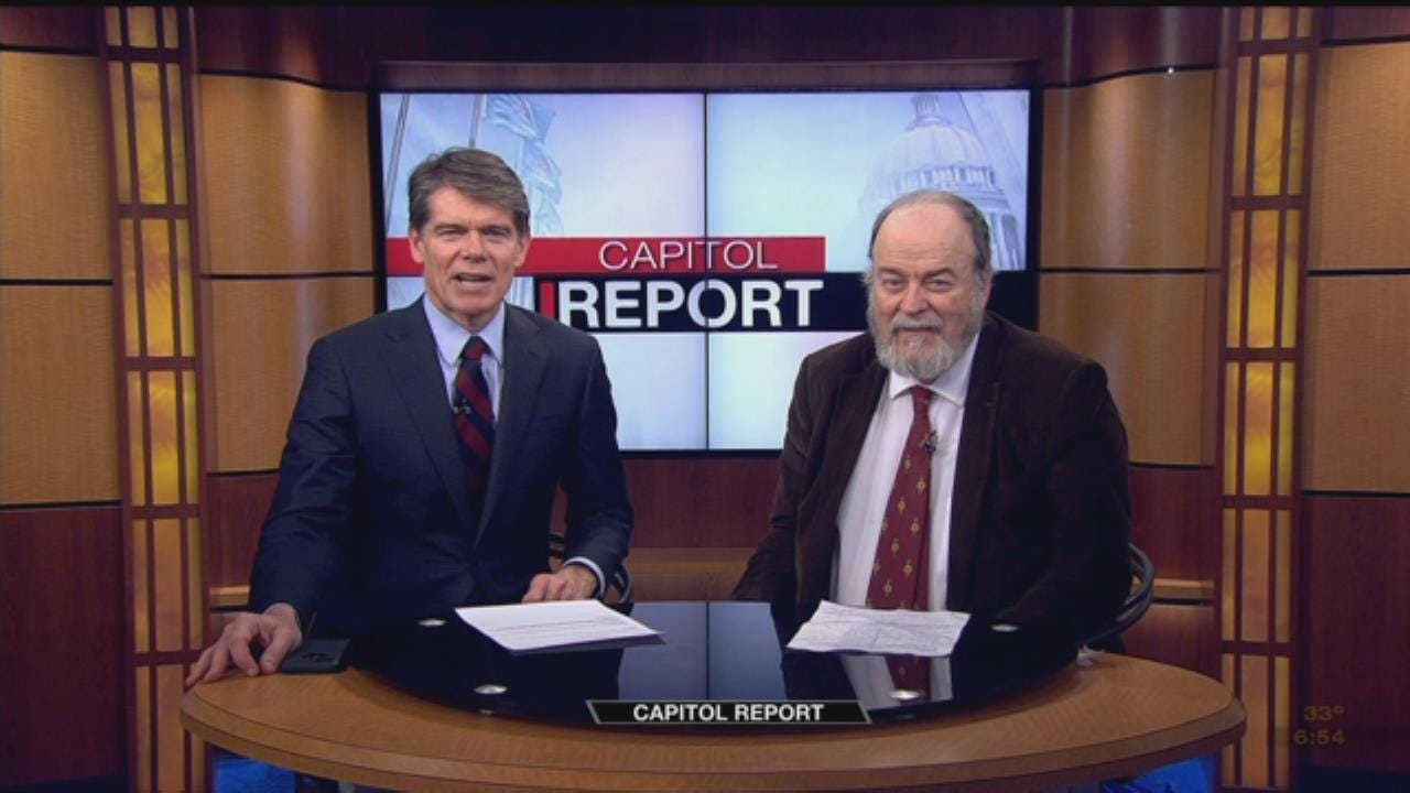 Capitol Report: State of the Union/ Regular Legislative Session