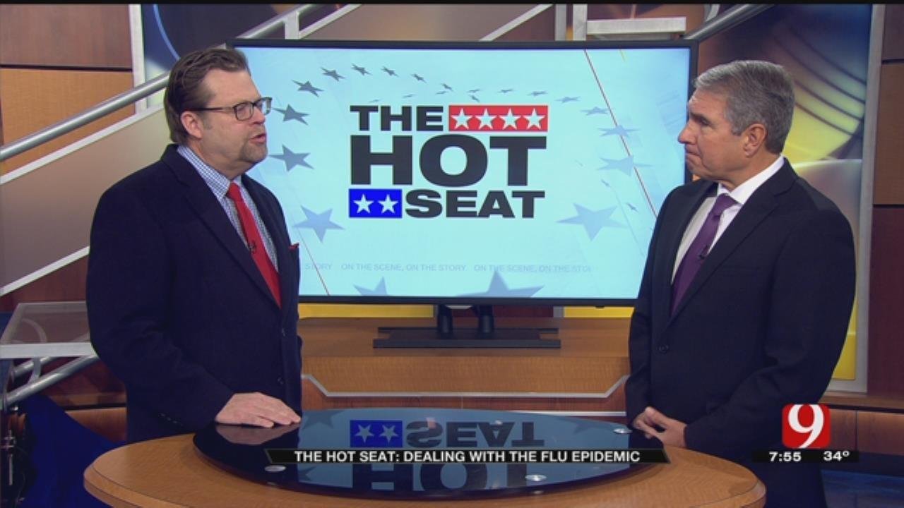 Hot Seat: Flu Epidemic & Public Health