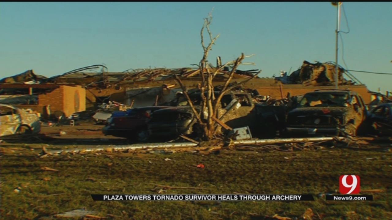 Moore Tornado Survivor Turns Trauma into Talent