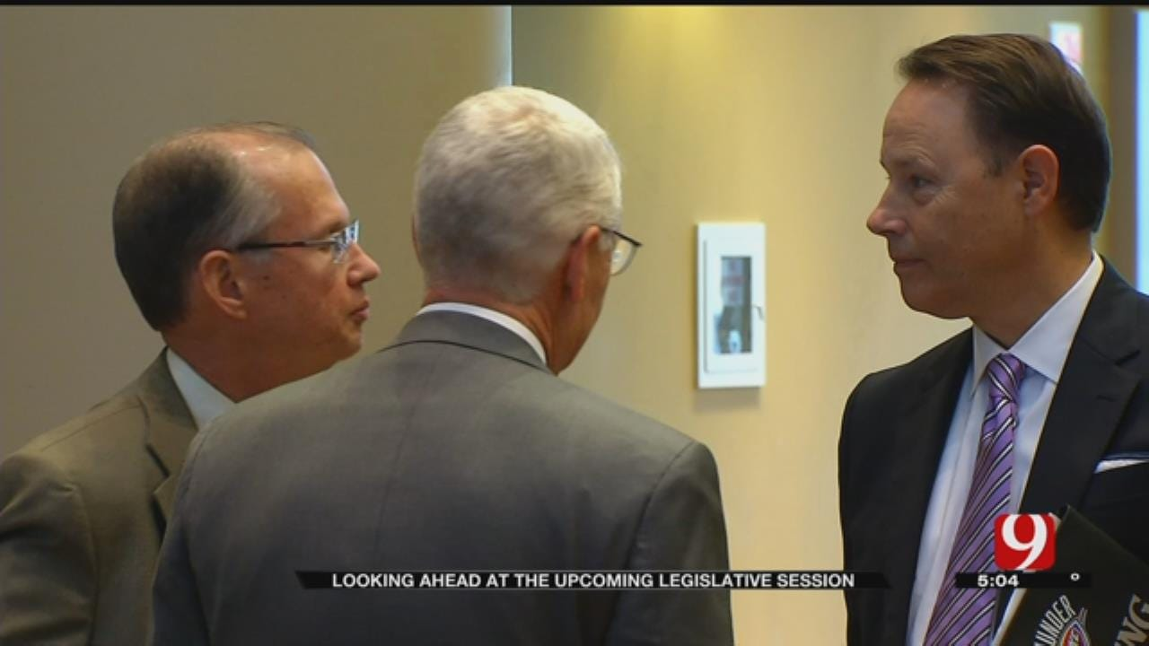 State Lawmakers Prepare For 2018 Legislative Session