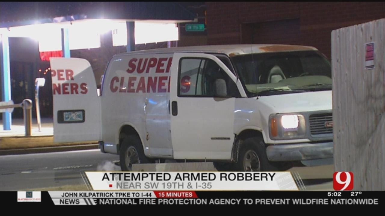 Police In Search Of Attempted Armed Robbery Suspect
