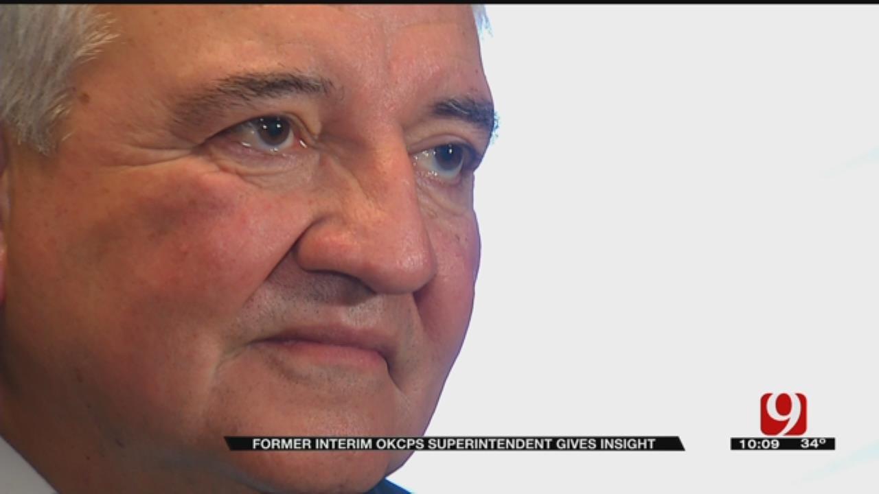 Former OKCPS Interim Superintendent On Job Challenges
