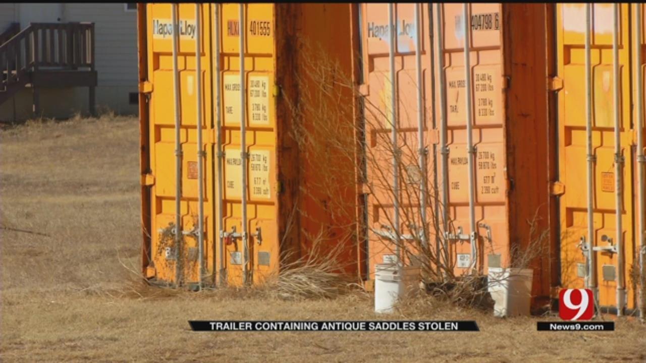 $50K Trailer, Family Heirlooms Stolen Near Deer Creek