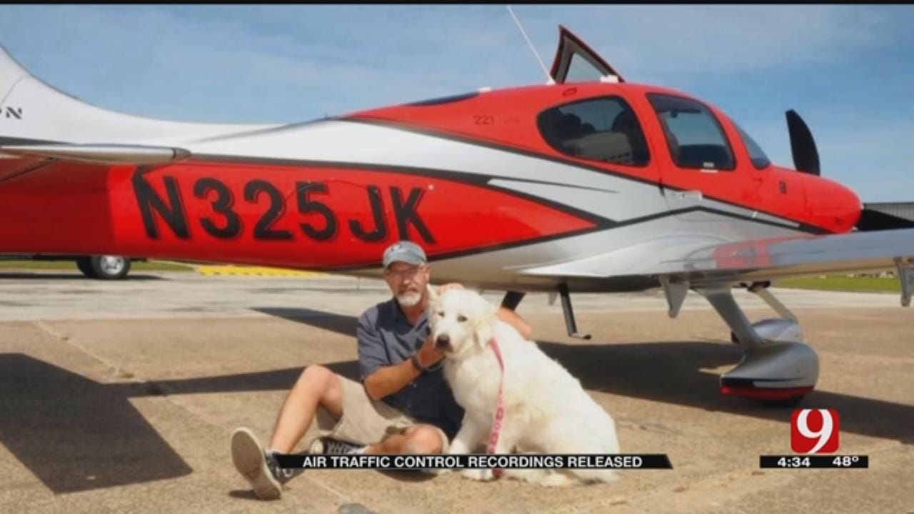 Radio Recordings Released In Search Of Missing OKC Doctor, Plane