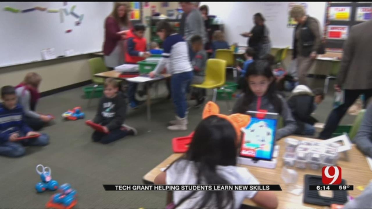 Two Local Elementary Schools Get High Tech Upgrades