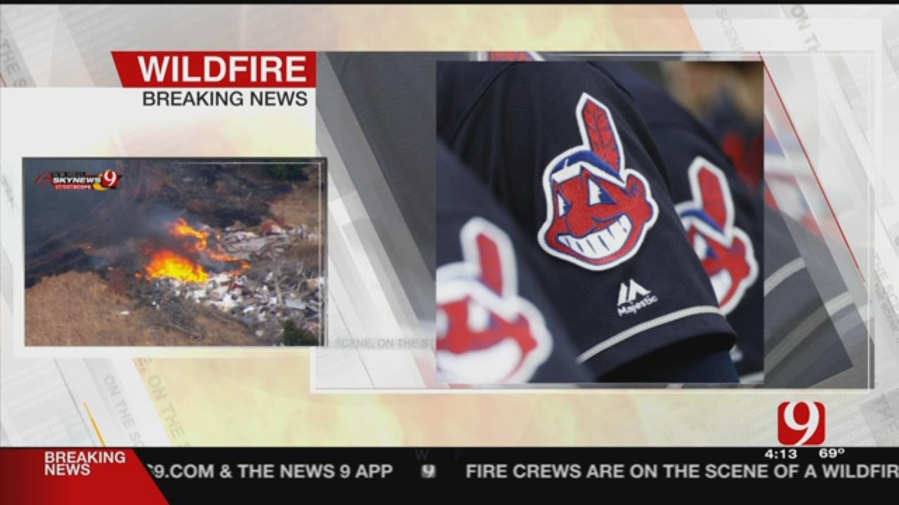 Trends, Topics & Tags: Removing 'Chief Wahoo'