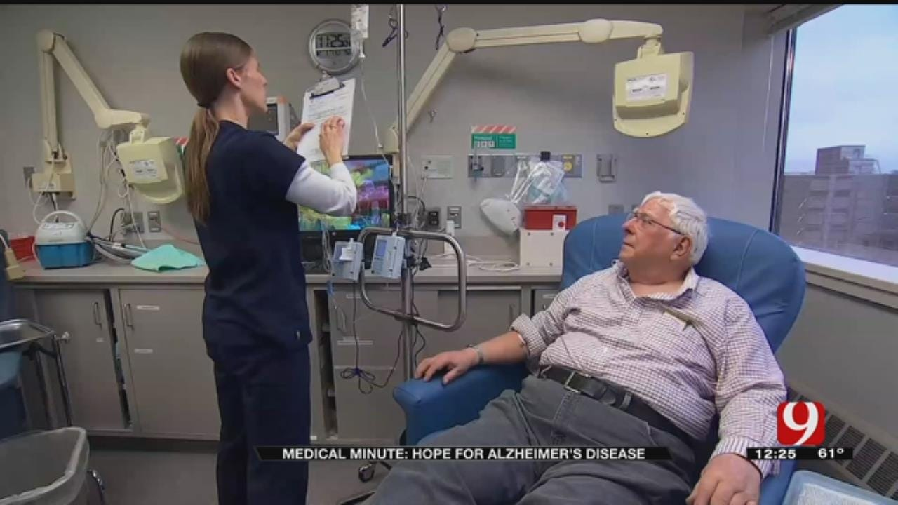 Medical Minute: Hope For Alzheimer's Disease