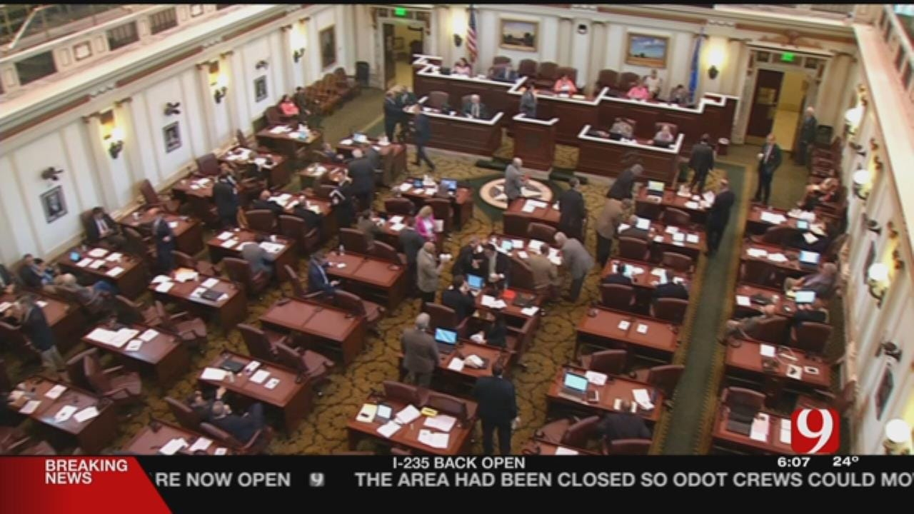 Lawmakers Looking To Fill State Budget Holes