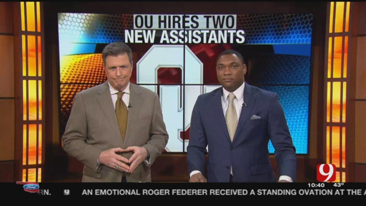 OU Hires Two New Assistant Coahces