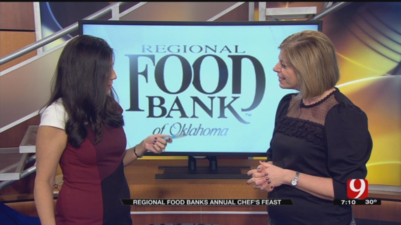 Regional Food Bank Of Oklahoma: Chefs' Feast