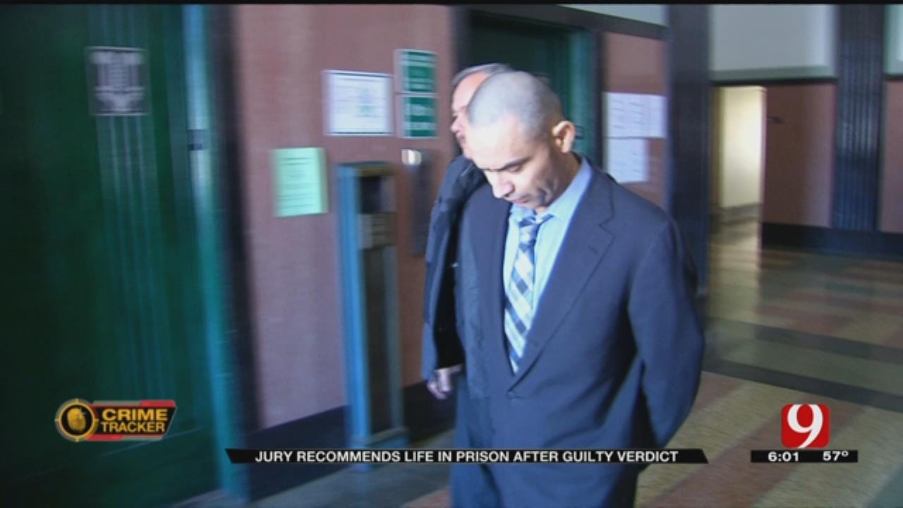 OKC Man Found Guilty Of 'Street Justice' Murder