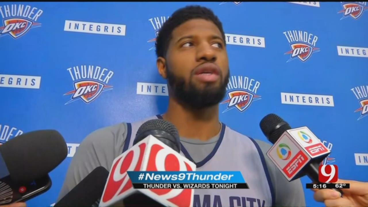 Paul George's Comments Raise Ears, Hopes In OKC
