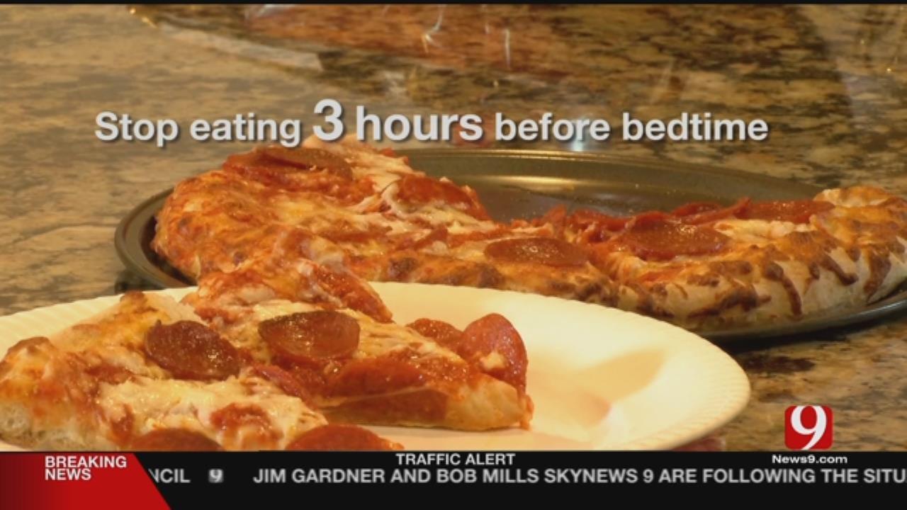 Medical Minute: Avoiding Heartburn