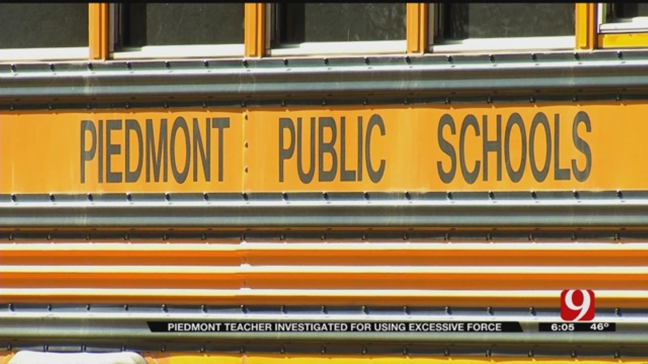 Piedmont Teacher Suspended After Excessive Force Accusations