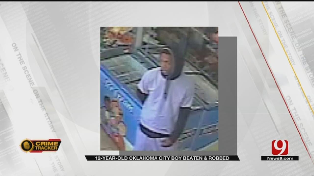 Boy, 12, Beaten And Robbed Near NW OKC Convenience Store
