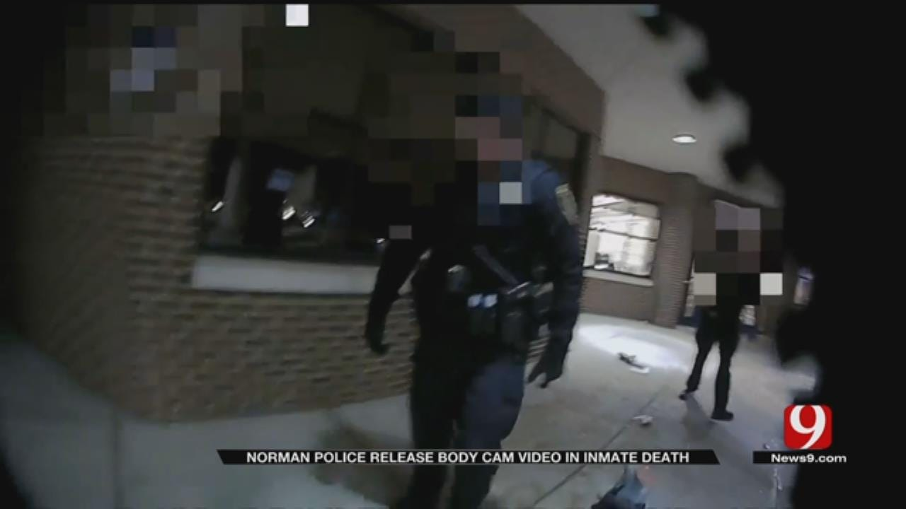 Norman PD Releases Body Cam Video Of Man Who Died In Custody