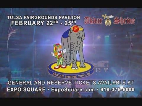 Akrdar Shrine Circus - Preroll 31382 - 01/18