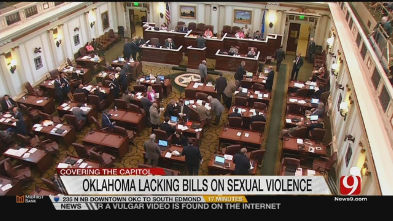 Two Bills Proposed To Combat Sexual Violence In State