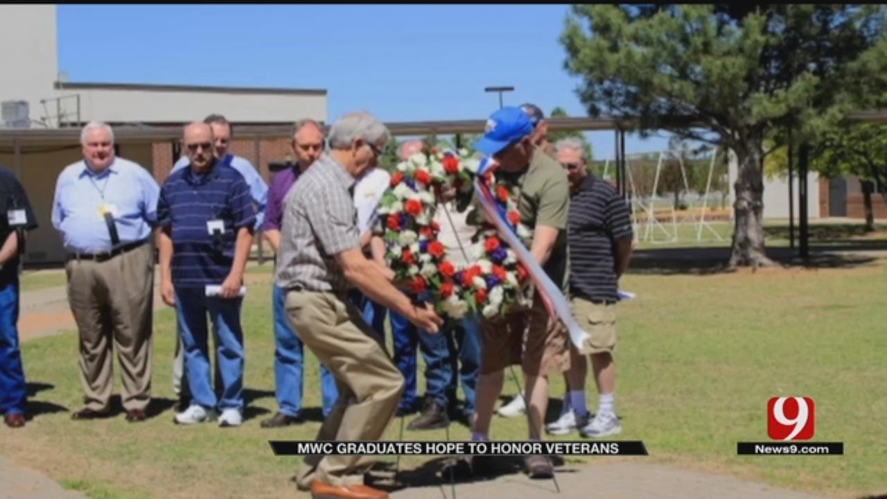 Former Classmates Plan Vietnam Memorial At MWC High School