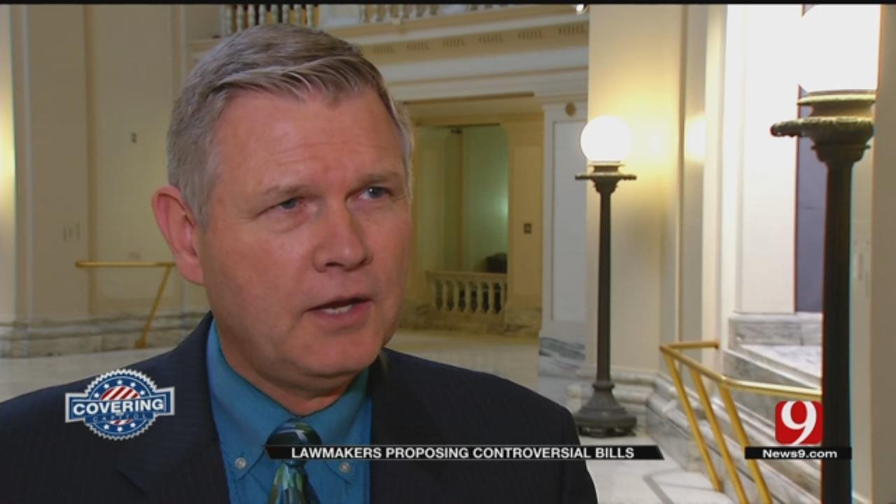 State Lawmakers Proposing 'Strange' Bills